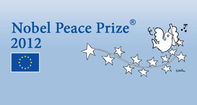 The EU is awarded with the 2012 Nobel Peace Prize