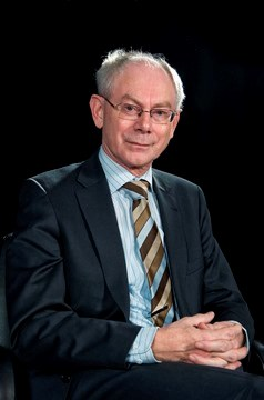 Herman Van Rompuy, President of the European Council from 2009 to 2014