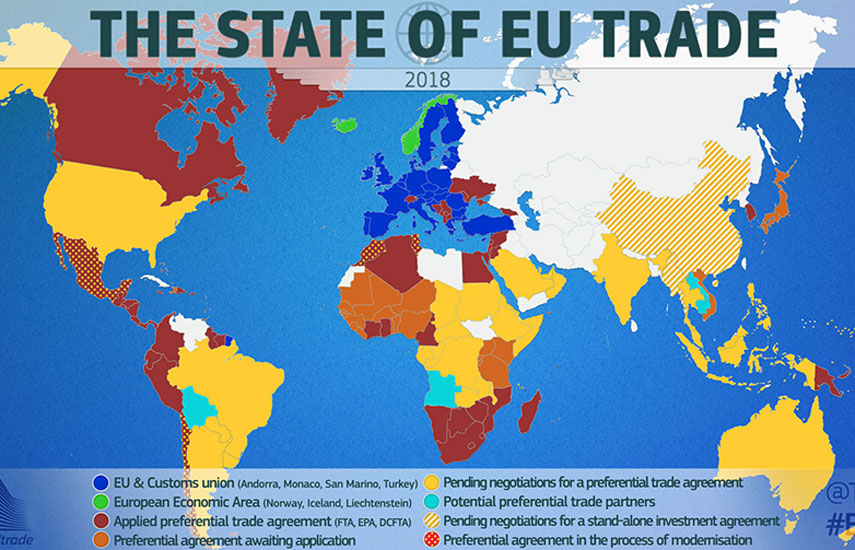 Eu Trade Agreements Consilium