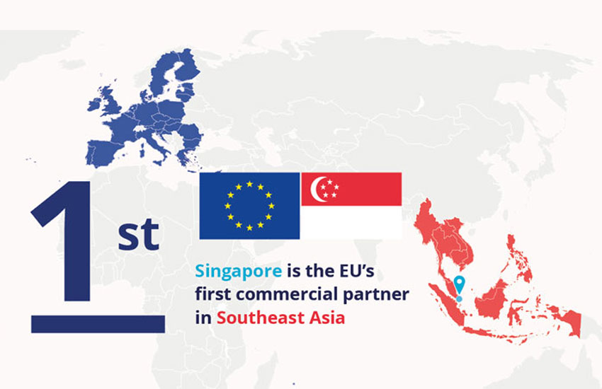Eu Singapore Council Adopts Decisions To Sign Trade And Investment