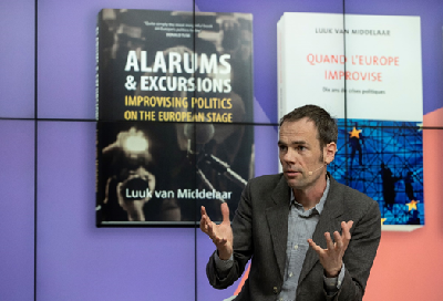 Alarums and excursions': Luuk van Middelaar presents his latest book