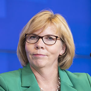Anna-Maja Henriksson, Finland's Minister of Justice