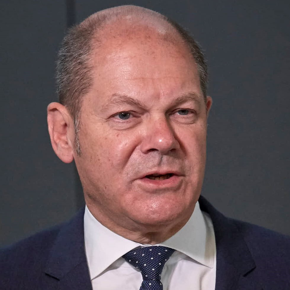 Olaf Scholz, Germany's Federal Minister of Finance and Vice-Chancellor