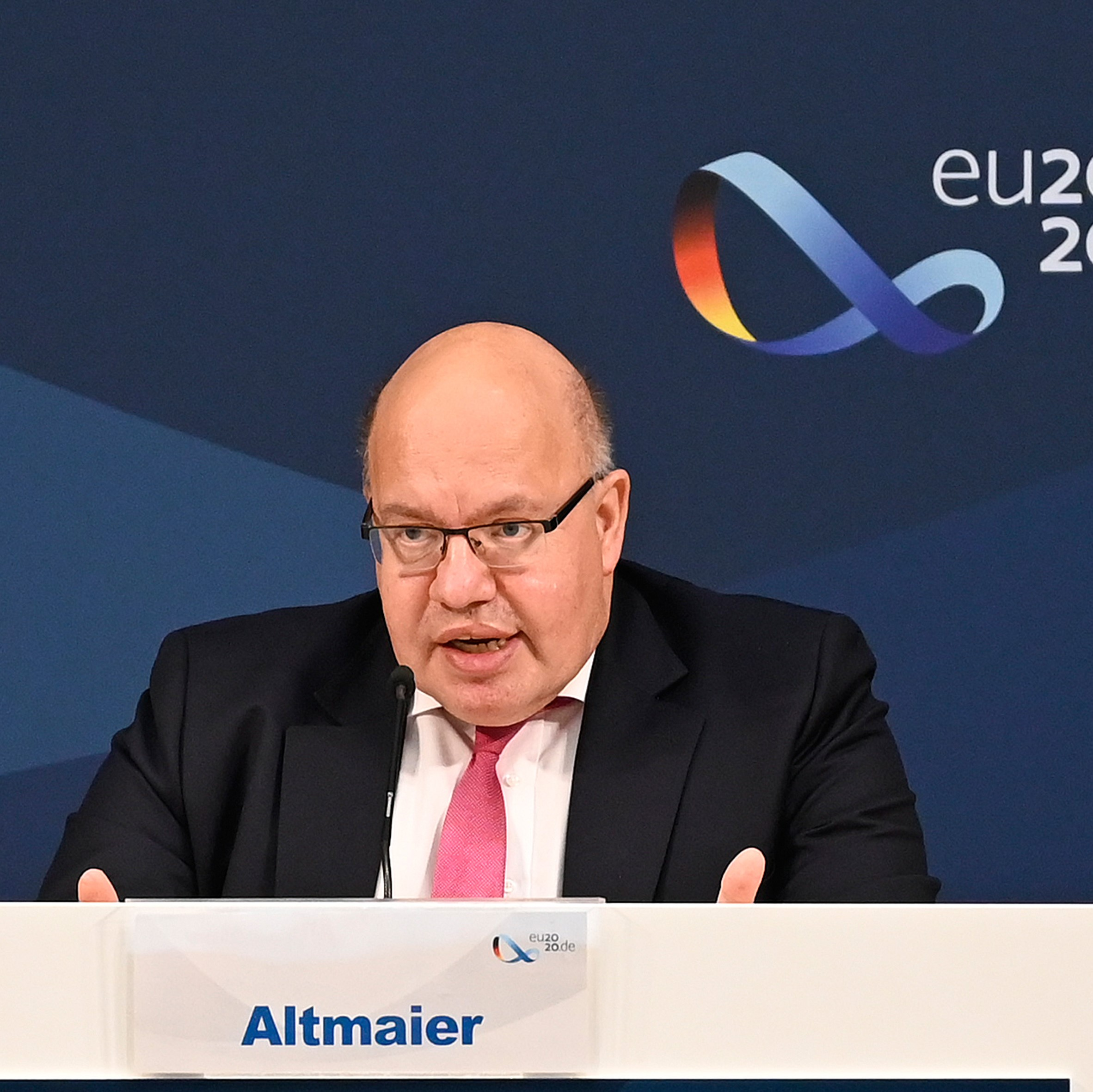 Peter Altmaier, German Federal Minister for Economic Affairs and Energy